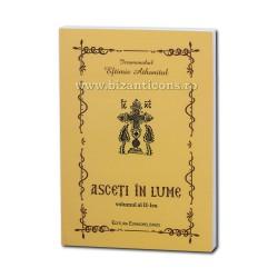 71-1810 Asceti in lume - Vol. 2 - Ierom. Eftimie Athonitul
