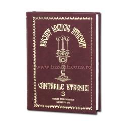71-1823 Buchet muzical athonit – Utrenia – Vol. 3