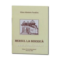 71-1874 Mersul la Biserica - Sfanta Manastire Paraklitu