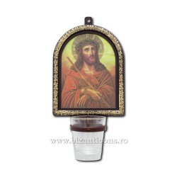 1-81B candela - populara perete - icoana ovala 248/bax