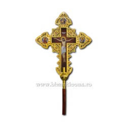 The cross in the procession, the brass Z-105-51
