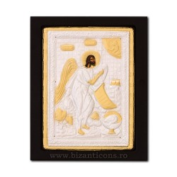 Icoana metal - Sfantul Prooroc Ioan Botezatorul 19x24 cm K104-121