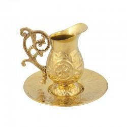 CANA caldura bronz - mica - cizelata V294-12B