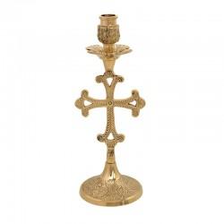 SFESNIC masa bronz - cruce 18,5 cm V847B
