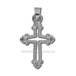 33-54 cross, metal of 2,5x1,6 - 100/set