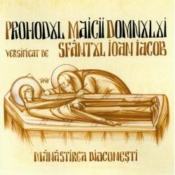 72-113 Prohodul Maicii Domnului CD - Ed. Bonifaciu