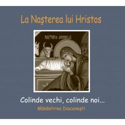 72-106 La Nasterea lui Hristos – CD colinde - Ed. Bonifaciu