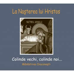 La Nasterea lui Hristos – CD colinde