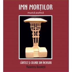 72-110 Imn mortilor – CD cantece din inchisori - Ed. Bonifaciu