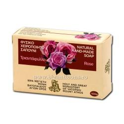 Sapun natural 100 gr - Trandafir VT 910-9
