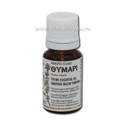 Ulei esential BIO - Cimbru - 10 ml
