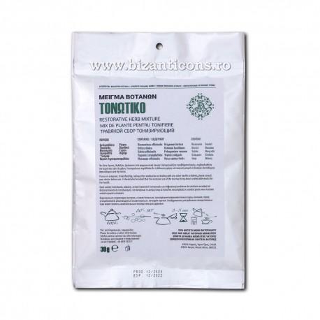 Ceai organic - mix pentru tonifiere 30 gr - VT 950-35