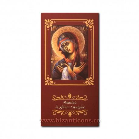 6825-5 pomelnic carton - maro - MD 8,6x17,5 50/set
