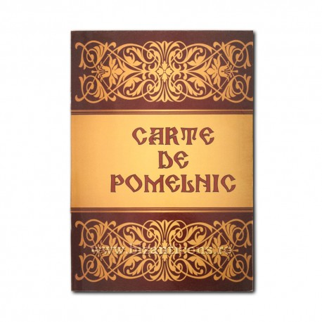 6830-8 Carte pomelnic 11,5x16,5 20/set