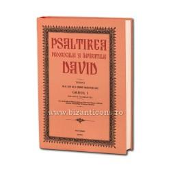 Psaltirea lui David - editia 1913