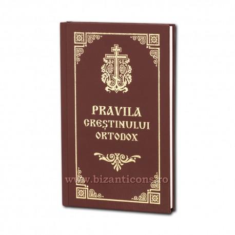71-962 Pravila crestinului ortodox - Ed. BOM