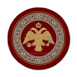Covor rotund grena cu vultur Ø 80cm TR 3000-80