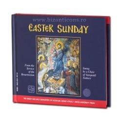 72-206 Slujba Duminicii Pastilor - Corul M Vatoped CD + carte