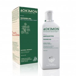 Gel de dus Dokimon - Plantele Sf Munte - 300 ml VT 919-3