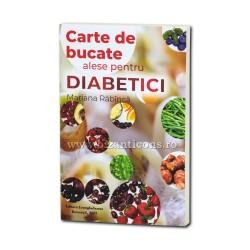 71-1942 Carte de bucate alese pentru diabetici - Mariana Rabinca