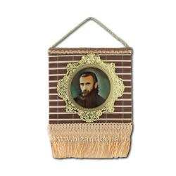 1-58AS icoane - steag bambus Pr Arsenie 500/bax