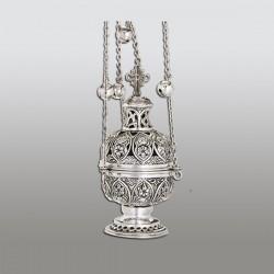 CADELNITA argint 925 + patina 22 cm RK 107-600