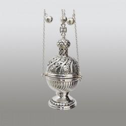 CADELNITA argint 925 + patina 23 cm RK 107-601