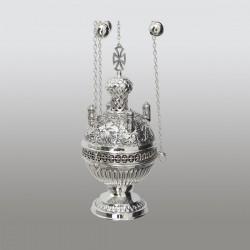 CADELNITA argint 925 + patina 26 cm RK 107-602