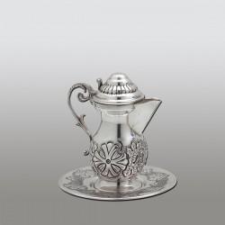 CANA CALDURA argint 925 + patina 10 cm RK 107-650