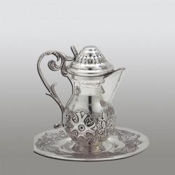 CANA CALDURA argint 925 + patina 14 cm RK 107-651