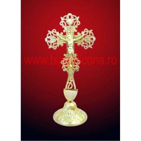 Cruce aurita - cu baza detasabila