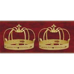 Cununii aurite - coroana