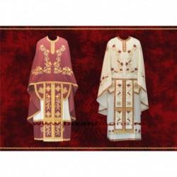 Veşmânt Preoţesc - Brodat - Material Textil