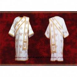 Veşmânt Diaconesc - Brodat - Material Textil