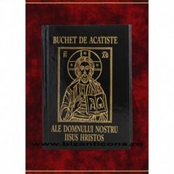 Buchet de Acatiste - Iisus Hristos
