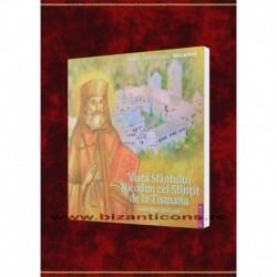 Viata Sfantului Nicodim cel Sfintit de la Tismana