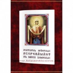 Acatistul Sfantului Acoperamant al Maicii Domnului
