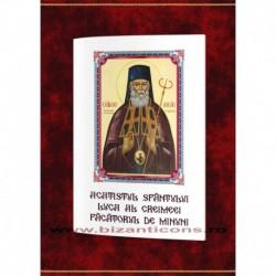 Acatistul Sfantului Luca al Crimeii Facatorul de Minuni