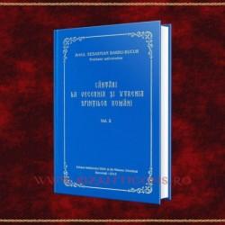 Cantari la Vecernia si Utrenia Sf Romani Vol 2