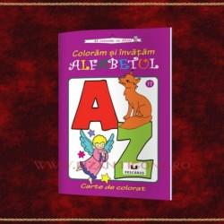 Coloram si invatam Alfabetul