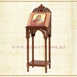 Iconostas mare - lemn sculptat