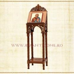 Iconostas mic - lemn sculptat