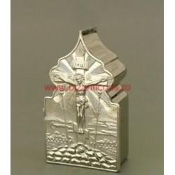TRUSA IMPARTASANIE mica - argintata
