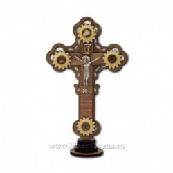 Cruce lemn - cu baza