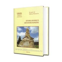 71-453 Istoria Bisericii Ortodoxe Romane - Compediu 2014