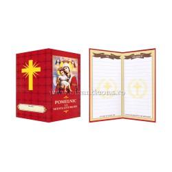 Pomelnic carton - rosu - MD Axionita 10/set