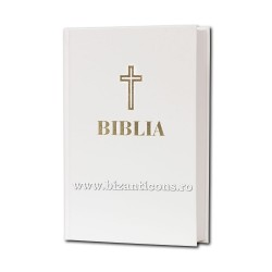 71-294 BIBLIA Centenar - 17x25 - ALBA - mare